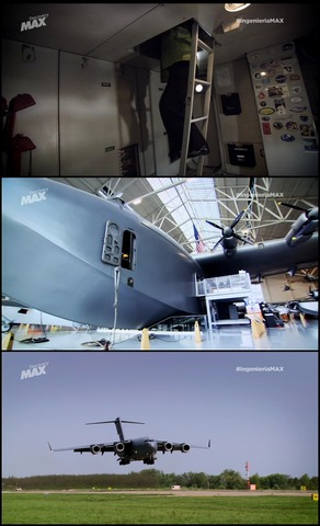 Titanes mecánicos: Aviones gigantescos [2013][TDTRip]