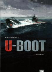 U-Boot – Jean-Yves Delitte [1-4] [CBR]