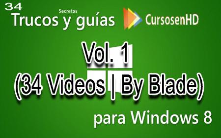 CursosenHD: 34 Tips Trucos y Secretos de Windows8