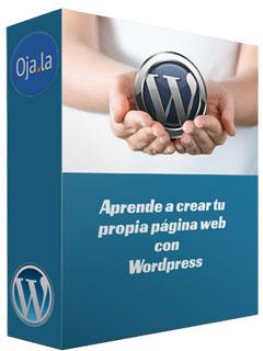Ojala: Aprende a crear tu propia página web con WordPress