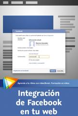 Video2Brain: Integración de Facebook en tu web (2013)