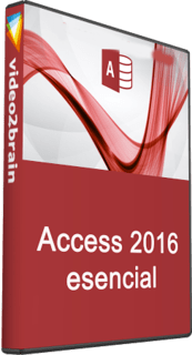 Video2Brain: Access 2016 esencial (2017)