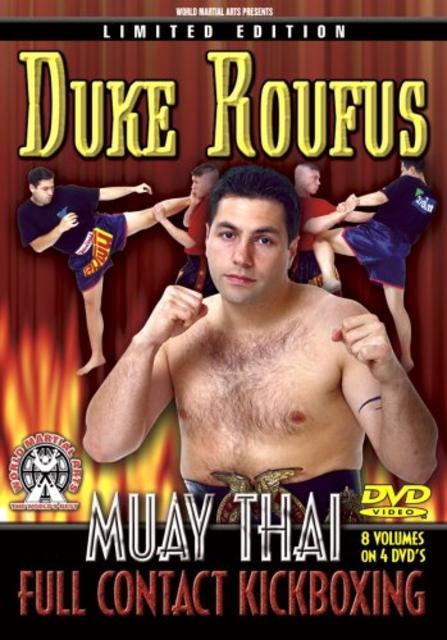 Duke Roufus – Muay Thai [Instruccion]