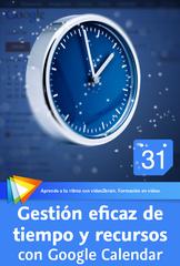 Video2Brain: Gestión eficaz de tiempo y recursos con Google Calendar (2014)