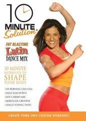Stella Sandoval: Solición en 10 munutos – Perder Peso con Danza Latina [DVD5]