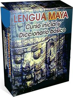 Lengua Maya: Curso inicial y Diccionario básico (interactivos)