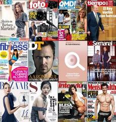 Pack de Revistas [17 Revistas]