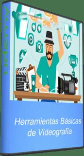 Udemy: Herramientas Básicas de Videografía (2016)