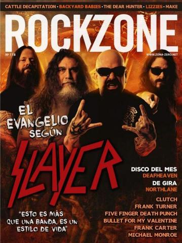 Rockzone – Octubre 2015