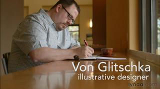 Video2Brain: El genio creativo – Von Glitschka, diseñador de ilustraciones (2014)[VOSE]