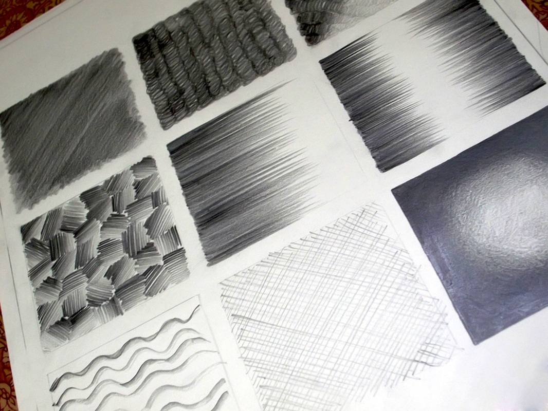 Shading Techniques Explained - S21 Art & Design Department