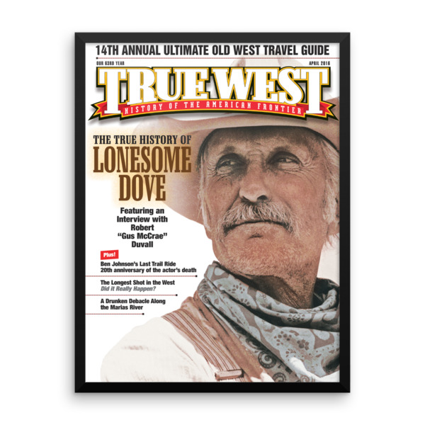 true west poster the true history of lonesome dove