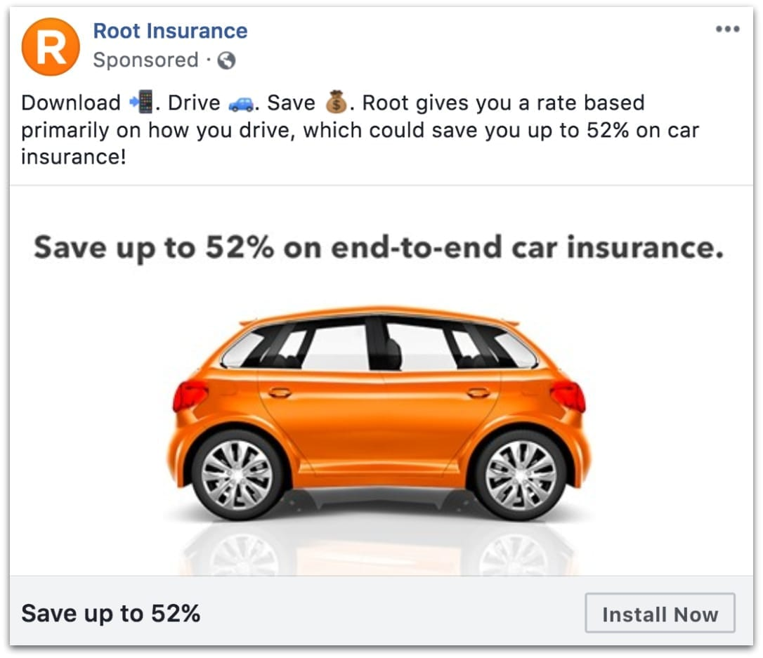 FB ads for insurance leads