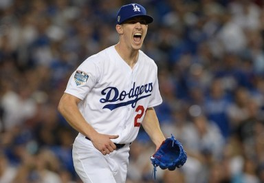Dodgers News: Walker Buehler Named Finalist For NL Rookie Of The Year Award - DodgerBlue.com