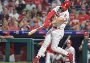 Recap: Dodgers Take NL Lead In Home Runs But Suffer Walk-Off Loss To Bryce Harper, Phillies Comeback Against Phillies