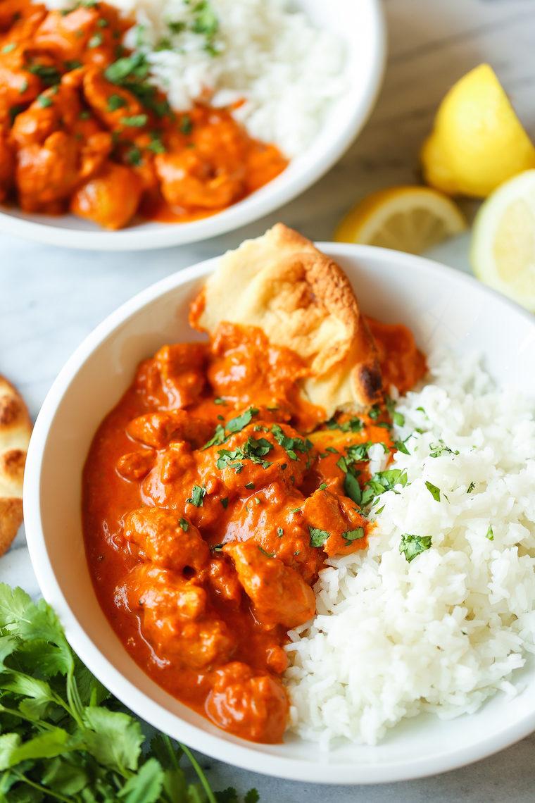 Easy Chicken Tikka Masala - Damn Delicious