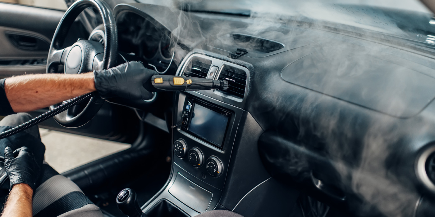 Best Practices For Steam Cleaning Car Interiors And Exteriors Autosuccessonline