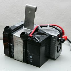 super easy diy rechargeable battery