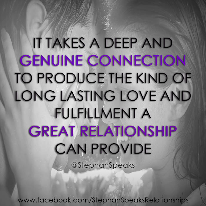 Relationship Quotes of Life   Love by Stephan Speaks relationship quotes about genuine connection