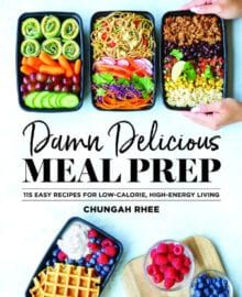 Damn Delicious Meal Prep Cookbook