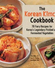 The Korean Kimchi Cookbook
