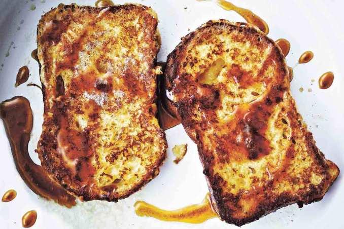 French Toast ~ Pain Perdu Recipe | Leite's Culinaria