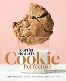 Martha Stewart's Cookie Perfection Cookbook