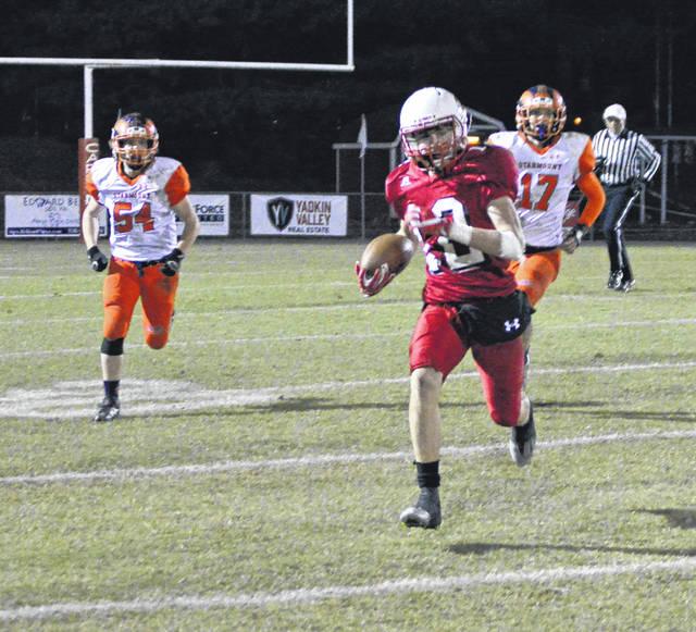 School High Football Gosnell