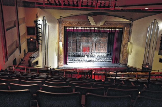 The F M Kirby Center Seats Over 1 800 People On Orchestra And Balcony Levels Both Of Which Provide A Great View Stage In Intimate Theater
