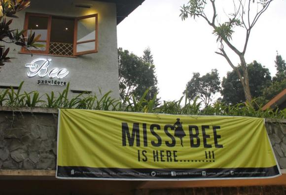 KLIEN 12 - CAFE MISS BEE