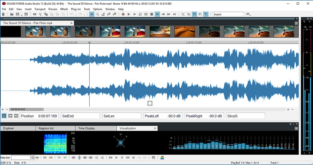 Subliminal Mesaj Programı Ses Kayıt