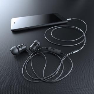 Evidson Audio B3 In-Ear Earphones with MIC (Black), headphones under 1k india