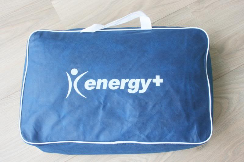 Review energyplus nasa traagschuim hoofdkussen u beautyglow