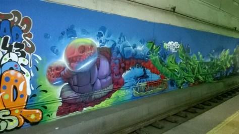 Graffitti callegenera