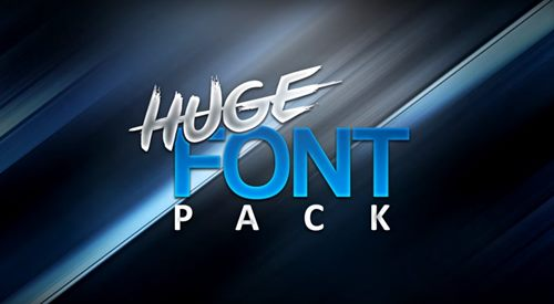 Download CodeDraco 2140 HUGE FREE FONT PACK » DownTR - Full