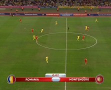 Video: Romania vs Montenegro