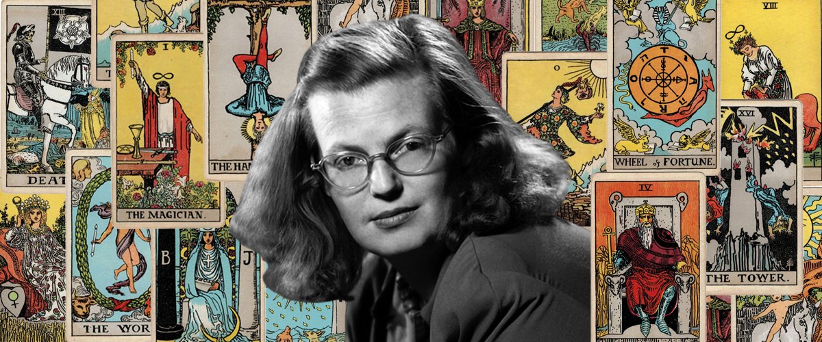Shirley Jackson  Possibly a Witch  Definitely Played the Zither     Shirley Jackson  Possibly a Witch  Definitely Played the Zither