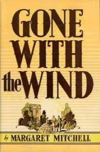 Margaret Mitchell, Gone with the Wind