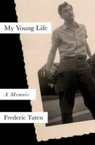 Frederic Tuten,My Young Life