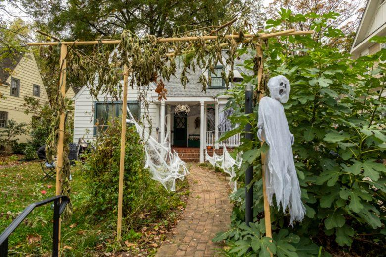 Arlington Texas Halloween 2020 Ashton Heights Scaleback N. Jackson Street Halloween Festival