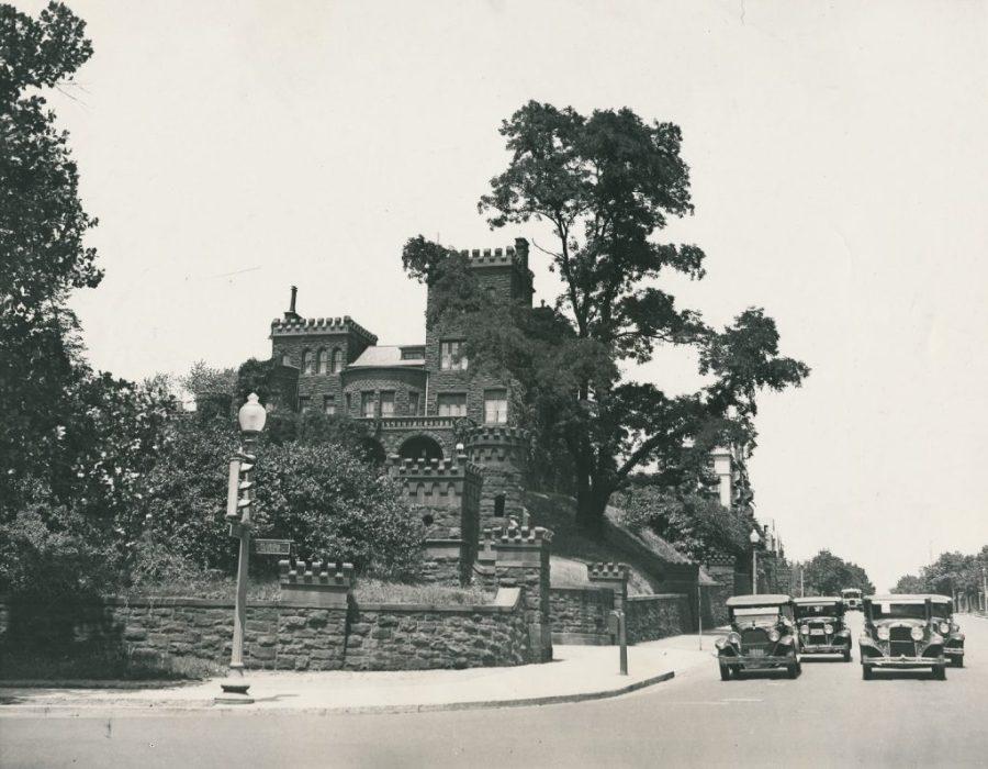 Henderson Castle 1931