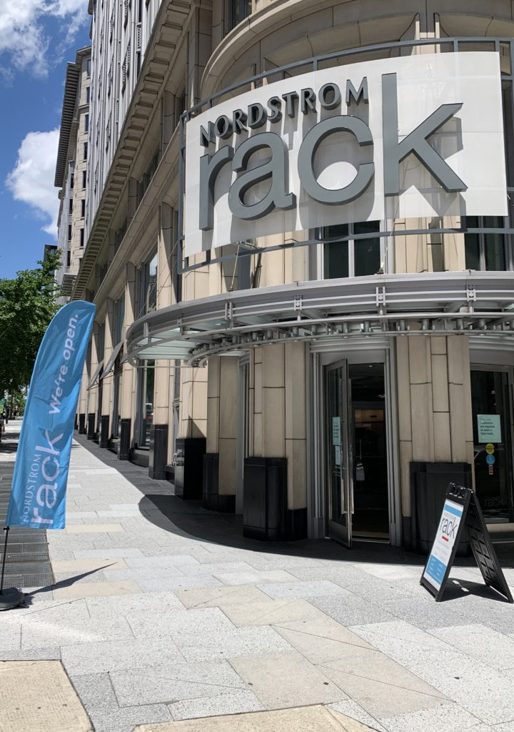 nordstrom rack re opened all stores in