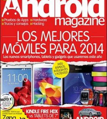 Android Magazine N° 28 – Los Mejores Moviles Para 2014 – Abril 2014
