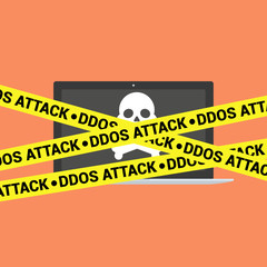 Cyber crime on the rise: DDoS attack volumes have trebled in past year