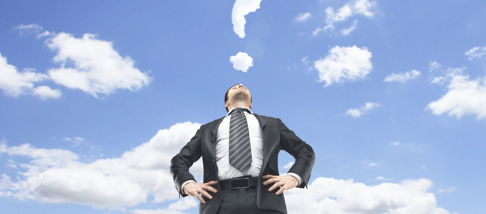 Which workloads are appropriate for the public cloud, and which are not? image