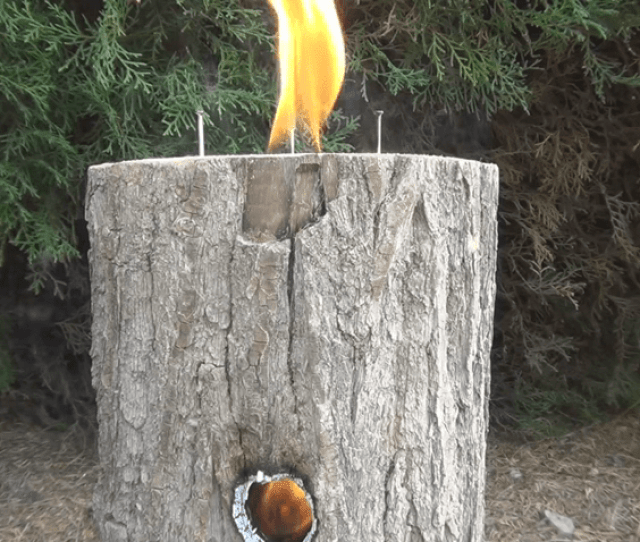 This Easy To Make Wood Rocket Stove Is A Must Try This Camping Season  E2 80 A2 Awesomejelly Com