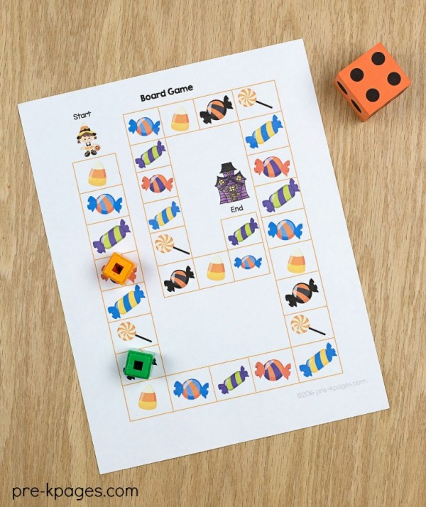 free halloween party games printables # 41