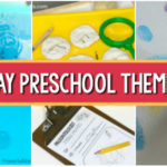 curriculum themes for may pre-K