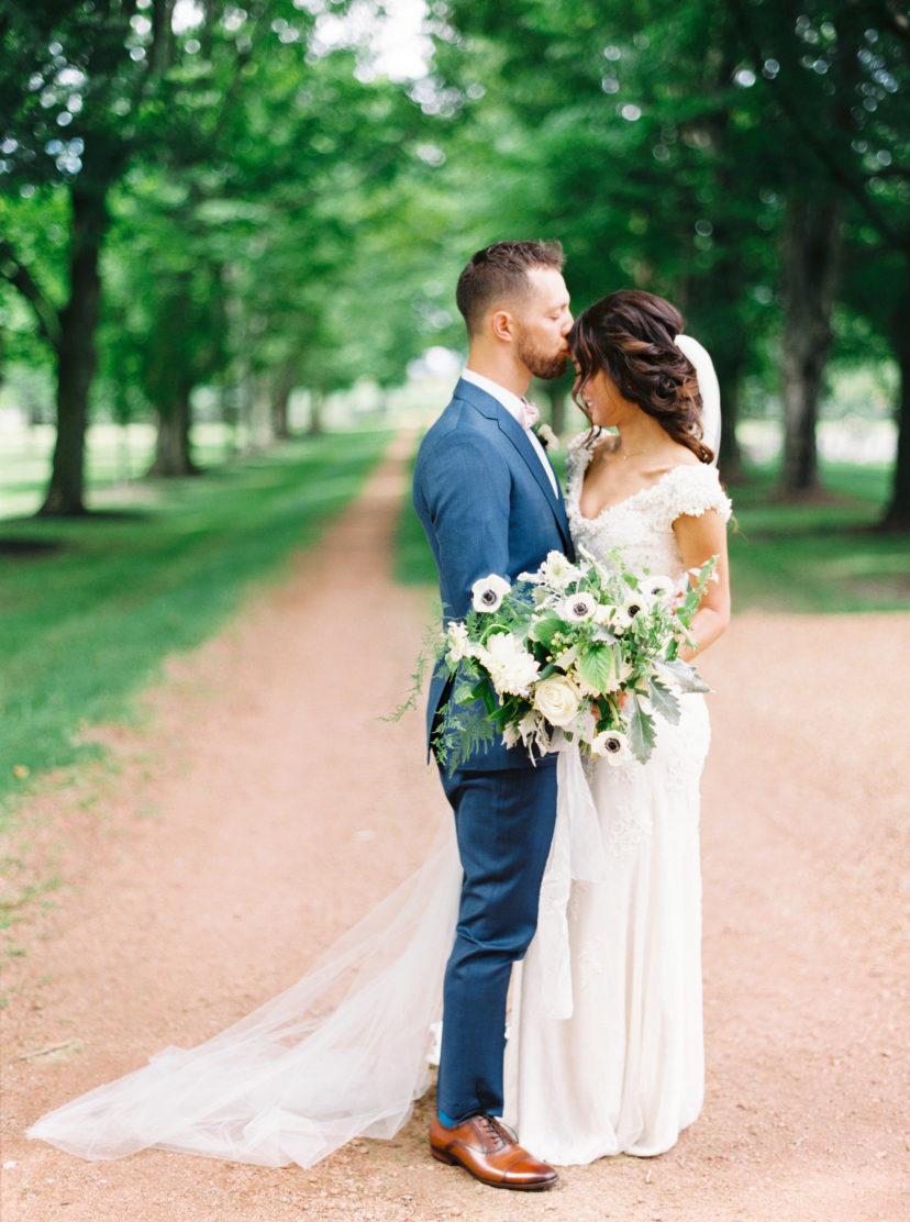 Timeless Rustic Glam Outdoor Wedding with Neutral Tones