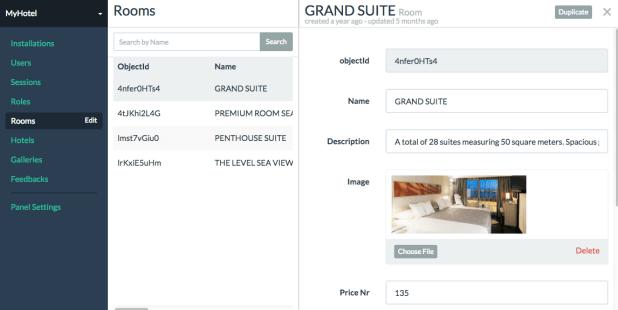 MyHotel | iOS Universal Hotel App Templates (Swift) - 12